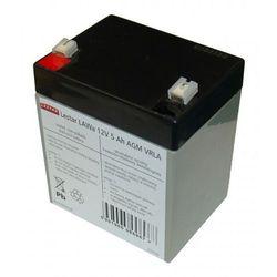 Lestar żelowy akumulator wymienny (LAWa 12V 5Ah AGM VRLA) (1966006967) Darmowy odbiór w 21 miastach!