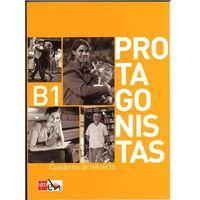 Książki do nauki języka, Protagonistas B1 Cuaderno de refurerzo (opr. miękka)