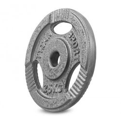 Obciążenie Żeliwne Kierownica Tytan Sport 2,5 kg