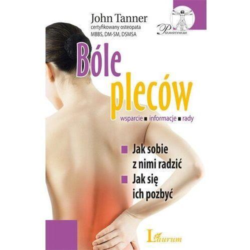 Książki medyczne, Bóle pleców (opr. broszurowa)