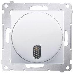 SIMON 54 Dzwonek elektroniczny (moduł) 230V~; biały DDS1.01/11 WMDD-010xxK-011