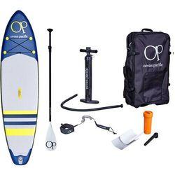 deska SUP OCEAN PACIFIC - Malibu All Round Nafukovací (MULTI) rozmiar: 10ft6