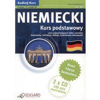 Językoznawstwo, Niemiecki. Kurs Podstawowy A1-A2. Audio Kurs (Książka + 2 Cd Mp3). Nowa Edycja (opr. kartonowa)