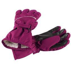 Rękawice zimowe narciarskie Reima Harald jeżynowy - 3690