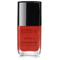Gabriella Salvete Longlasting Enamel lakier do paznokci 11 ml dla kobiet 26 Chilli
