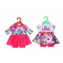 Ubranko Baby Born Trend Baby Dresses asortyment. Darmowy odbiór w niemal 100 księgarniach!