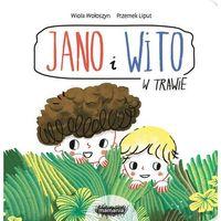 Książki dla dzieci, Jano i Wito W trawie (opr. twarda)