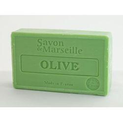 Mydło marsylskie oliwka z olejkiem ze słodkich migdałów 100g