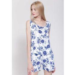 Niebieski Komplet Bright Summer