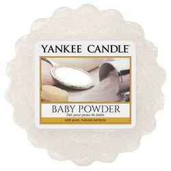 PUDER DLA NIEMOWLĄT - Wosk zapachowy Yankee Candle