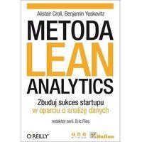 Biblioteka biznesu, Metoda Lean Analytics. Zbuduj sukces startupu w oparciu o analizę danych (opr. broszurowa)