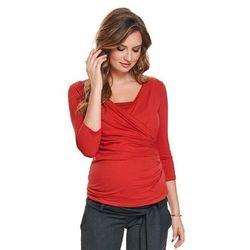 ubrania ciążowe Bluzka ciążowa i od karmienia Solange Piękny Brzuszek