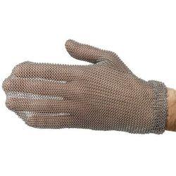 Küchenprofi - O'Safe - stalowa rękawica do otwierania ostryg (uniwersalny rozmiar)