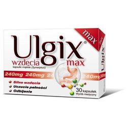 ULGIX WZDĘCIA MAX x 30 kapsułek
