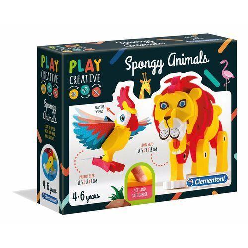 Kreatywne dla dzieci, Zestaw kreatywny Miękkie Zwierzątka