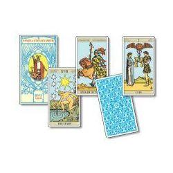 Tarot of Pagan Cats Mini Tarot