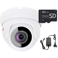 Kamery przemysłowe, LV-IP5M2DFE kamera z pamięcią microSD 64GB sieciowa IP KEEYO 2MPx
