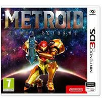 Gry na Nintendo 3DS, Gra 3DS Metroid: Samus Returns