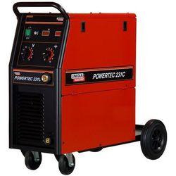 Półautomat spawalniczy LINCOLN POWERTEC 231C +DOSTAWA GRATIS +GWARANCJA PRODUCENTA