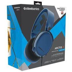 SteelSeries Arctis 3-Gaming Headset-Blue (Multi)
