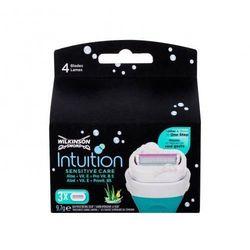 Wilkinson Sword Intuition Sensitive Care wkład do maszynki 3 szt dla kobiet