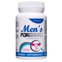 Leki na potencję, Men's Powermax- 60tab