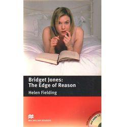 Bridget Jones: The Edge Of Reason Plus Audio CD (W Pogoni za Rozumem: Dziennik Bridget Jones) Macmillan Readers Intermediate (opr. miękka)