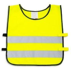 Kamizelka odblaskowa dla dzieci XS 90-110cm - xs \ żółty