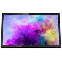 Telewizory LED, TV LED Philips 24PFT5303