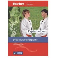 Książki do nauki języka, Papierhelden. Leseheft (opr. miękka)