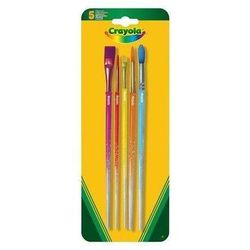 Zestaw pędzelków Crayola 5 sztuk