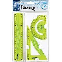 Pozostałe artykuły szkolne, Zestaw geometryczny Flexible 86917