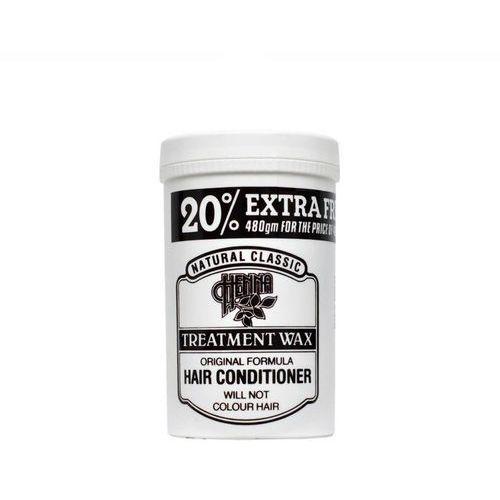 Odżywianie włosów, Maska do włosów WAX HENNA TREATMENT 480g
