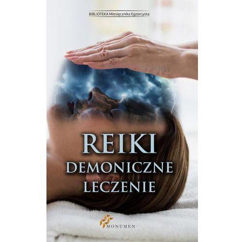 E-booki, Reiki. Demoniczne leczenie - Praca zbiorowa (EPUB)
