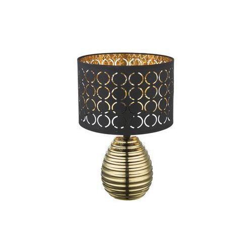 Lampy stołowe, Globo MIRAUEA Lampa stołowa Złoty, 1-punktowy - - Obszar wewnętrzny - MIRAUEA - Czas dostawy: od 4-8 dni roboczych