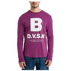 koszulka BENCH - Aw Longsleeve Grape Kiss (PU11465) rozmiar: M