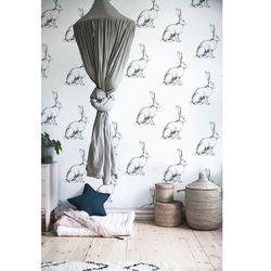 Fototapeta Kic, Kic, Kic zające polecają się na ścianę