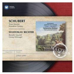 Trout Quintet & Wanderer Fantasy - Borodin Quartet, Sviatoslav Richter