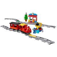 Klocki dla dzieci, Lego DUPLO Pociąg parowy 10874