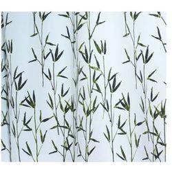 Zasłonа BAMBU, zielona, 180 x 200 cm