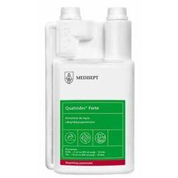 Medisept QUATRODES FORTE Koncentrat do mycia i dezynfekcji powierzchni (1000 ml)