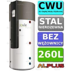 Pompa ciepła do CWU JOULE HeatBank 260l nierdzewka bez wężownicy Wysyłka gratis!