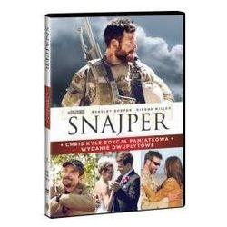 Snajper (Edycja pamiątkowa) (DVD) - Clint Eastwood