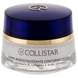 COLLISTAR TESTER Biorevitalizing Eye Contour Cream biorewitalizujacy krem pod oczy 15ml