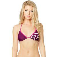 Stroje kąpielowe, Fox Steadfast Strój kąpielowy góra Kobiety, dark purple S 2020 Bikini