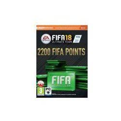 FIFA 18 2200 FIFA POINTS PC Klucz