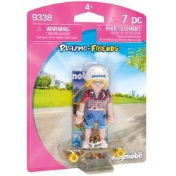 PLAYMOBIL 9338 NASTOLATEK Z DESKOROLKĄ - PLAYMO-FRIENDS