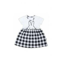 Sukienka niemowlęca bawełniana 6K40AN Oferta ważna tylko do 2031-03-03