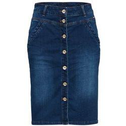 Cream MINDY SKIRT Spódnica jeansowa clear blue denim