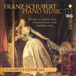 F. Schubert - Piano Music:D593/612/664/